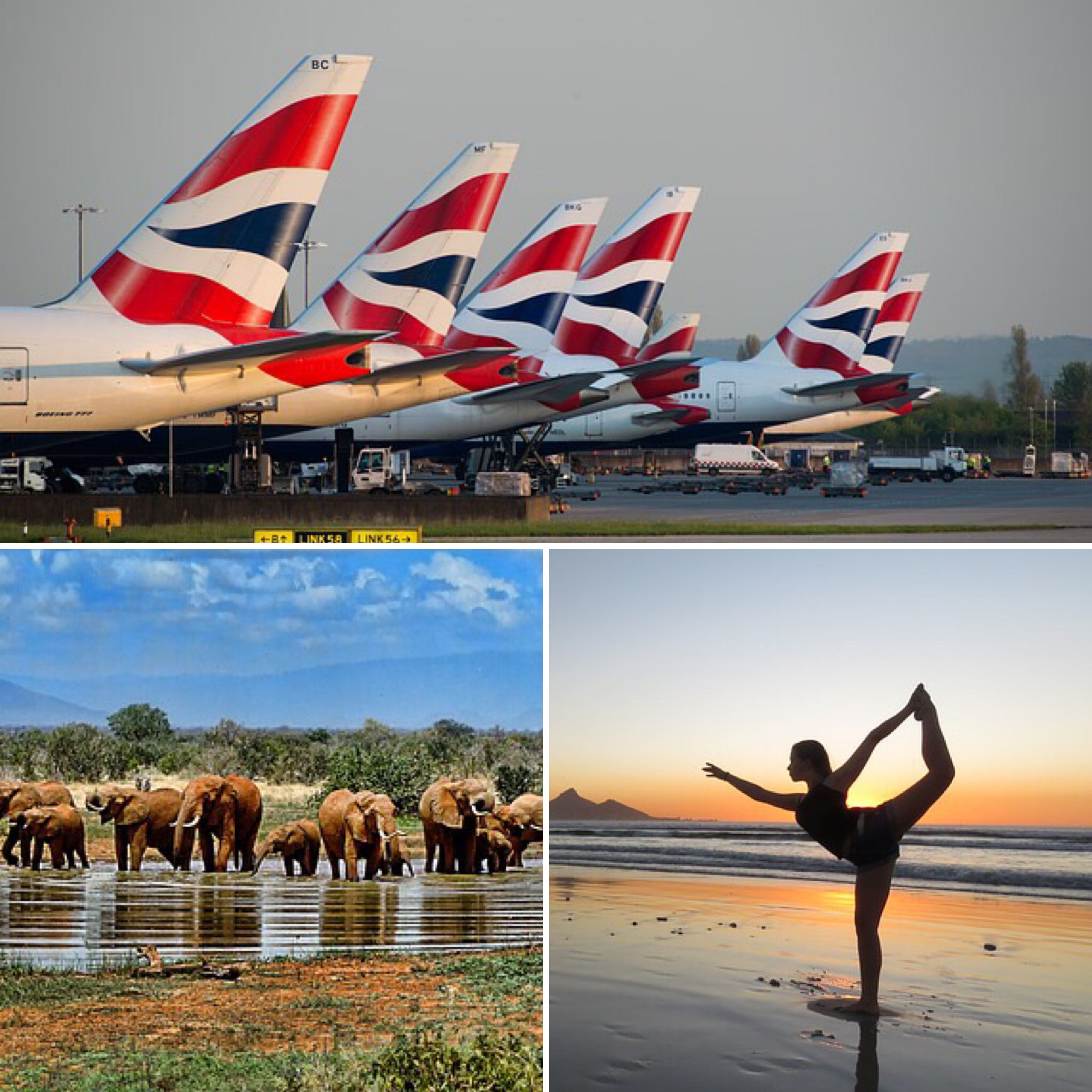 BA club world deal to south africa for £1150